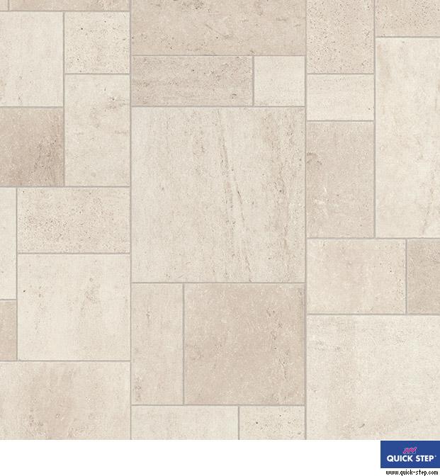 Quick Step Laminado Exquisa - EXQ1553 Cerámica blanca
